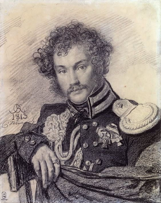 Ланской Михаил Павлович, 1813