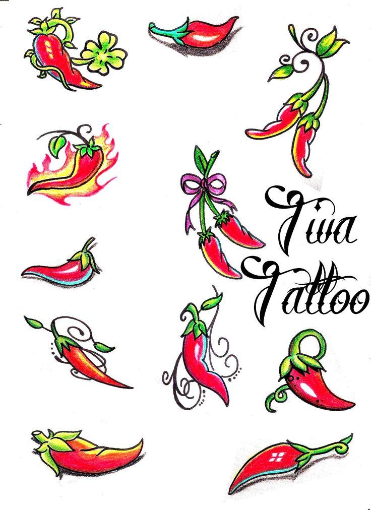 tattoo pimenta