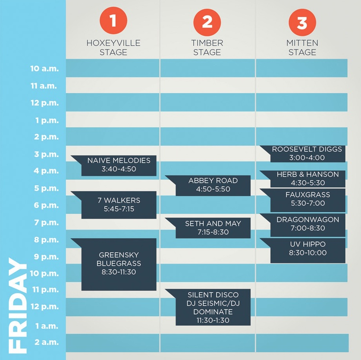 19 best Conference Schedule Design images on Pinterest Schedule