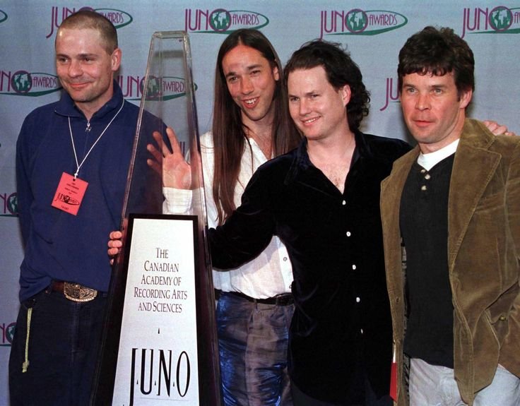 9 Times The Tragically Hip Meant More To Canadians Than Just Music