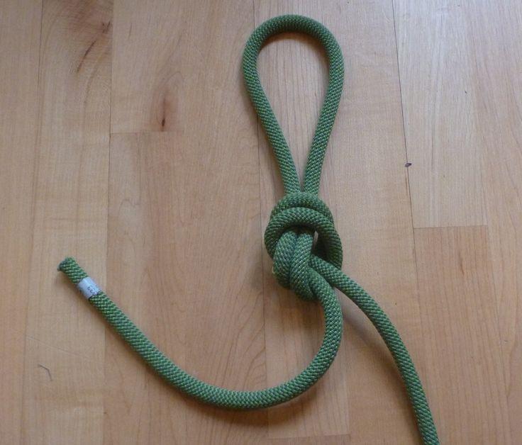 Basic Rock Climbing Knots Rock climbing knots, Climbing