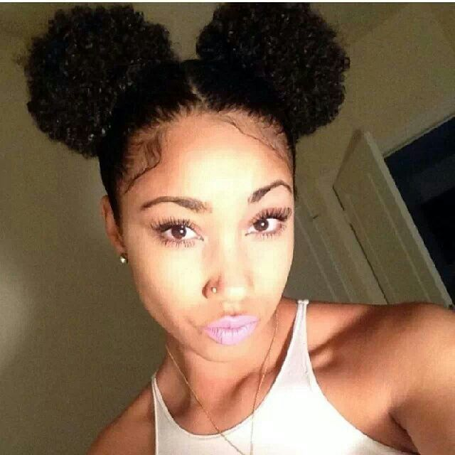 Natural Hair Puff Ball Find Your Perfect Hair Style