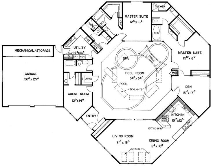 Find my dream home floor plans for Find my house plans