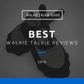 walkie talkie reviews