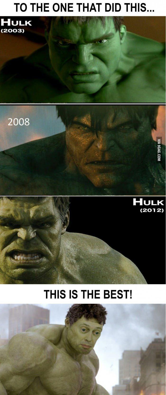 The Hulk Meme : Animatedtimies, Incredibly, Funny, Memes, Hulk,, Incredible, Marvel