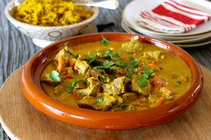 Aromatic & Spicy Indian Lamb Curry – The Holistic Ingredient