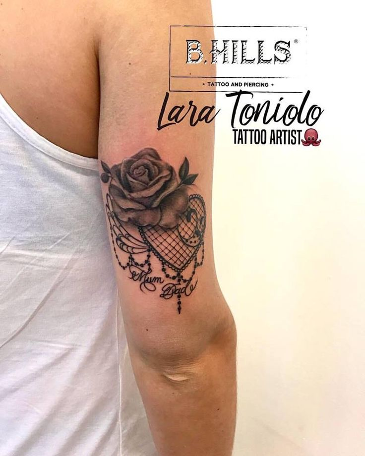 • ORNAMENTAL TATTOO • #BHilsTattooCompany #LaraTonioloTattooArtist #OrnamentalTattoo #RoseTattoo #LetteringTattoo #RealisticRose #Rose #Ornamental #Lettering #TattooArm #OrnamentalTattooArm #TattooedGirl #InkedGirl #InkedLady #LadyOktopus #Cittadella #Veneto #BassanodelGrappa #TattooArtist #TatuatoriItaliani #ItalianTattooArtist