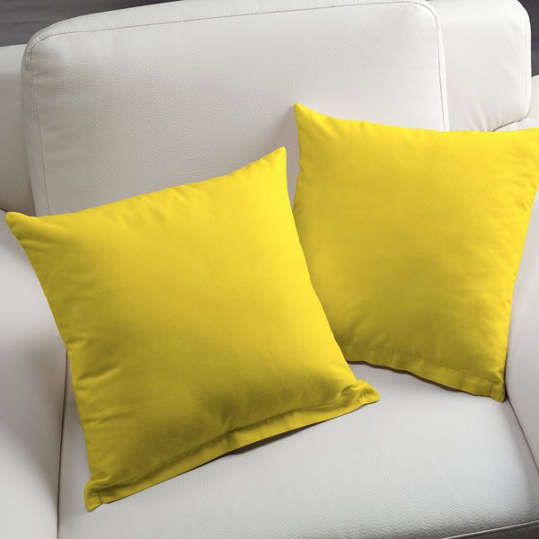 Kreton bawełniany Kay – słoneczny żółty - Kretonfavorable buying at our shop