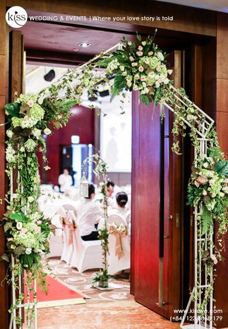 #weddingarch #weddingflower