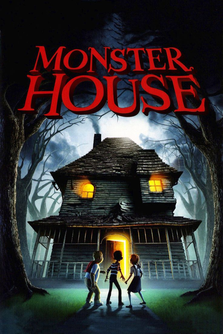 click image to watch Monster House (2006)