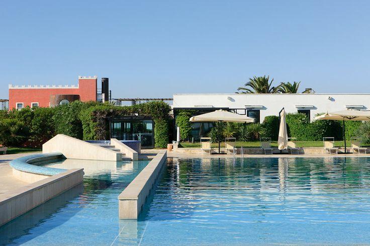 Grand Hotel Masseria Santa Lucia, Marina di Ostuni, BR, Puglia, Italy. http://meditour.it/properties/marina-di-ostuni/gr-hotel-masseria-santa-lucia/
