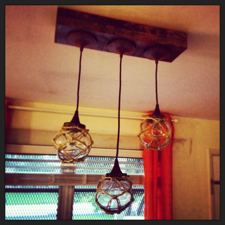 New Nautical Dining Room Light Fixture