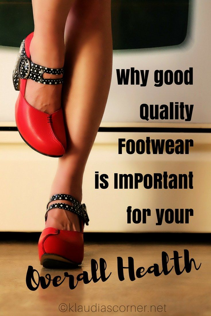 The Best #shoes For Your Feet & Your Back - Improve Your #Health With Wearing Quality Footwear - Wearing comfortable shoes is a must if you want to avoid sore feet and back pain. In most cases, we opt for footwear that looks beautiful or is quite #fashionable  without ever considering the consequences that it might have on our health and posture. There is a misconception that comfortable footwear is either ugly or meant for old people. Here's a list of benefits of quality #footwear