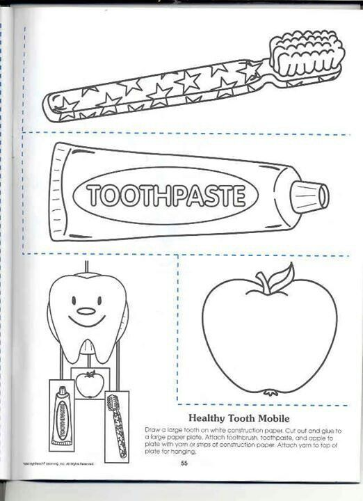 Number Names Worksheets dental health printables : 1000+ images about February unit - Dental health on Pinterest