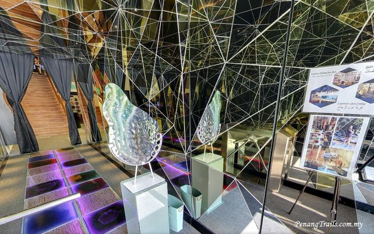 Glass museum glass museum penang glass