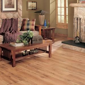 TrafficMaster Allure 6 in. x 36 in. Country Pine Resilient Vinyl Plank Flooring (24 sq. ft./Case)-33114 at The Home Depot