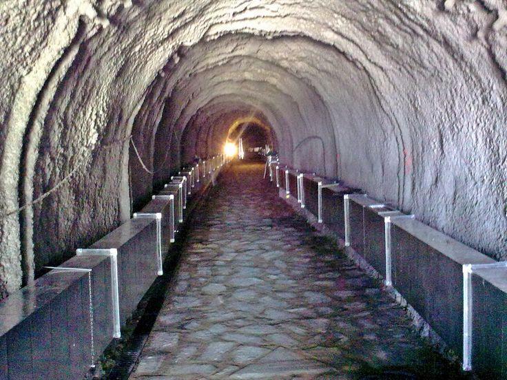 """Acondicionamiento de tunel de acceso Al yacimiento arquologico de la """"Cueva del Angel"""" Lucena (Córdoba)"""