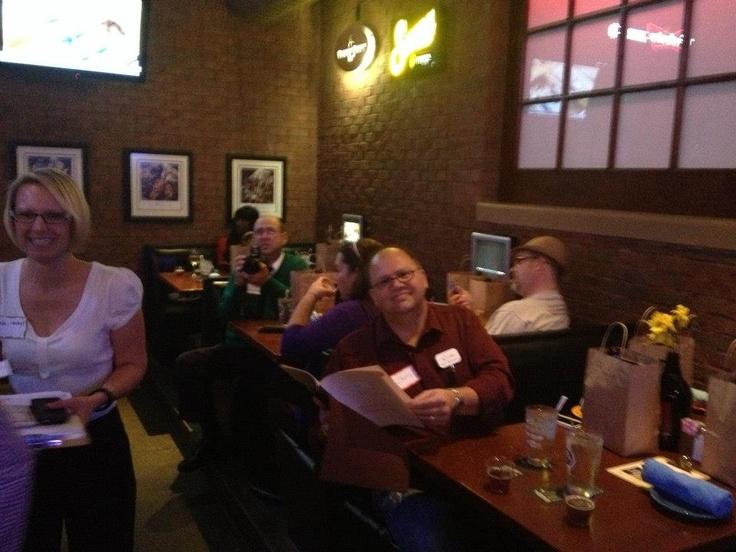 #brewhousefoodie Event