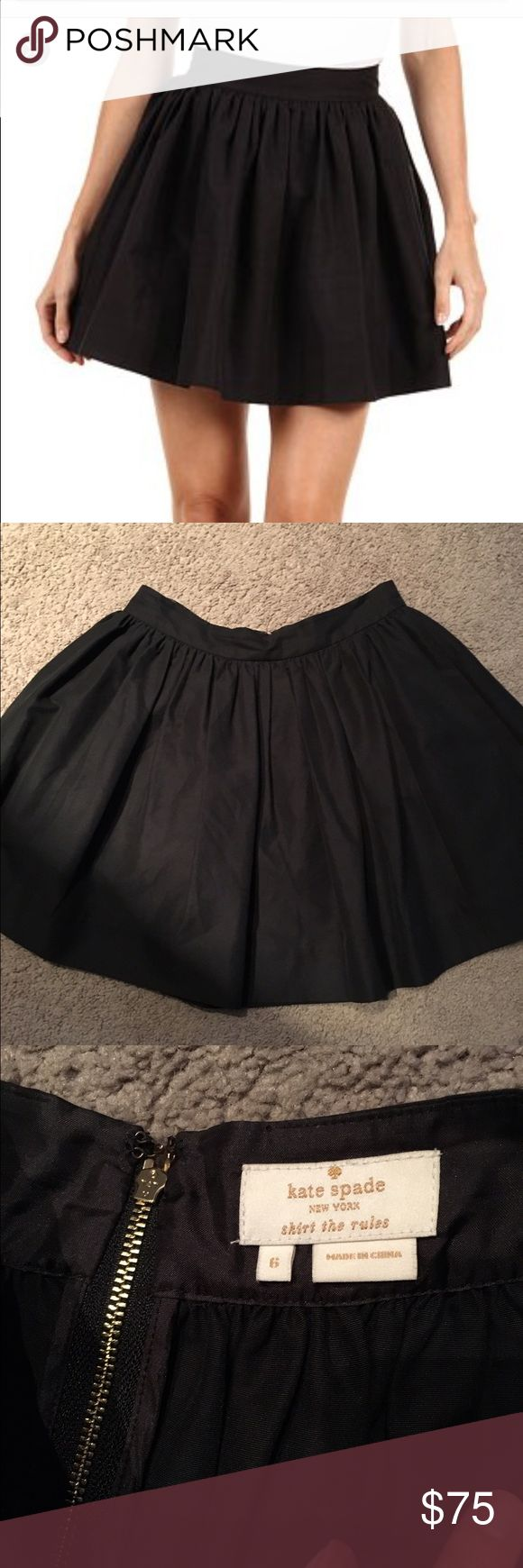 Kate spade coreen cupcake skirt Adorable and flirty cupcake skirt! Worn a few times! In great condition! kate spade Skirts Mini