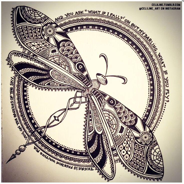 Tegninger - Doodle
