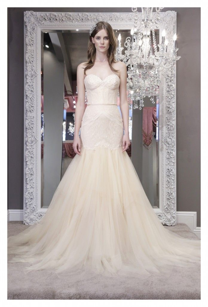 Sophisticated Winnie Couture Wedding Dresses 2016