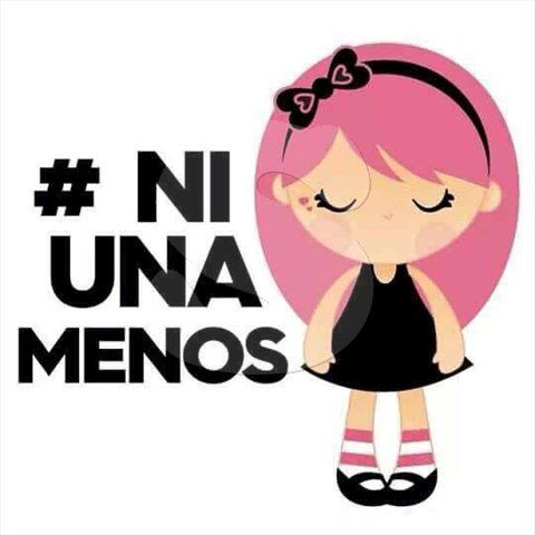 Today from 22:30 is going to make a massive protest, where all women must remove our profile picture and put this to protest against femicide and violence against women ... We conciencizar society .... Have fun with all the women in your contacts..#vientos del alma...#ni una menos#