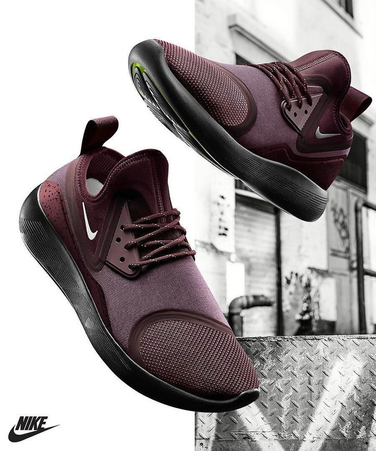 Nike Wmns Lunarcharge Essential 'Midnight Maroon' (via Kicks-daily.com)