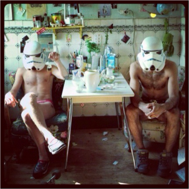 Nice!Geek, Sunday Mornings, Casual Friday, Teas Time, Storms Troopers, Day Off, Clone Trooper, Stormtroopers, Stars Wars
