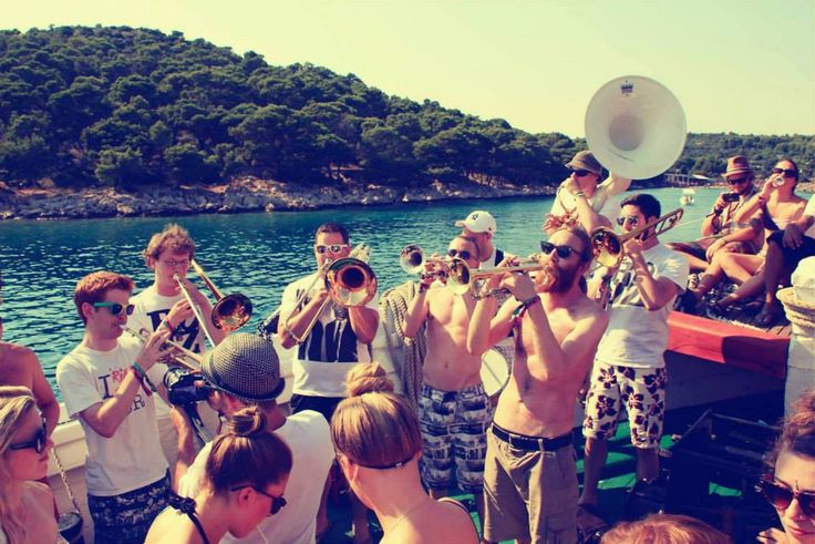 7. Sound Wave – Tisno, Croatia (July 17 – 21)