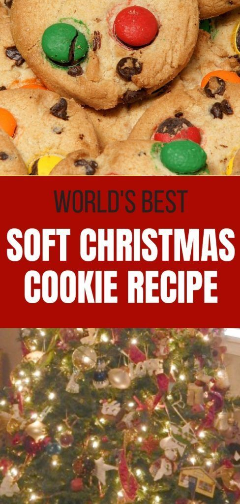 World S Best Soft Christmas Cookies Recipe Top Posts From Little