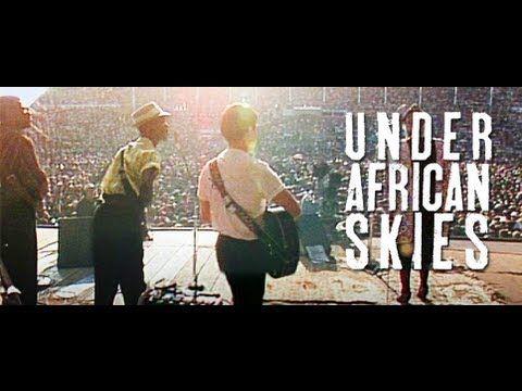 """Paul Simon Film - """"Under African Skies"""""""
