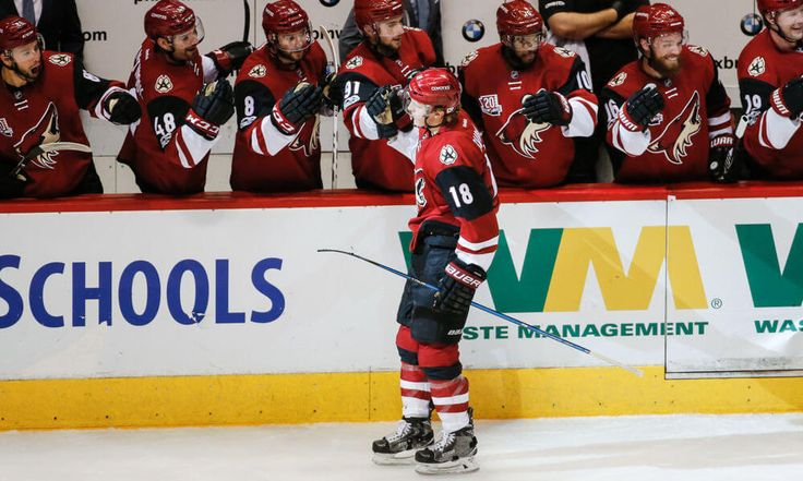 Five big questions for the Arizona Coyotes = The Arizona Coyotes have undoubtedly been one of the most active teams this offseason. Heading into his second season at the helm, general manager John Chayka leveraged the team's cap space and.....
