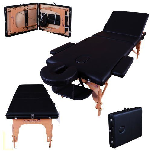Massage Imperial Chalfont Table De Massage Portable Pro Luxe 3