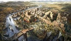 The Great City of Uruk Became Sumerian Powerhouse of Technology, Architecture and Culture