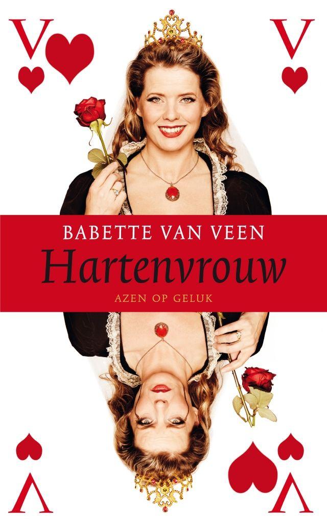 Hartenvrouw | Babette van Veen: Ineens ligt ie in duigen, je toekomst. Het overkwam Babette van Veen toen ze ging scheiden. Babette vertelt…
