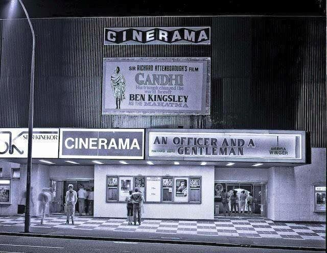 Cinerama Cinema, Johannesburg. The Cinerama Theatre was situated in Claim Street, Johannesburg  and opened in April 1961. Its seating capacity was 993. The theatre was closed on 27 February 1986 and converted into a discotheque.