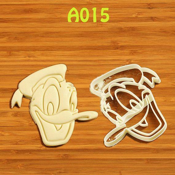 Donald Duck Cookie Cutternot donald duck shirt donald duck hat donald duck costume donald duck birthday donald duck party donald duck fabric