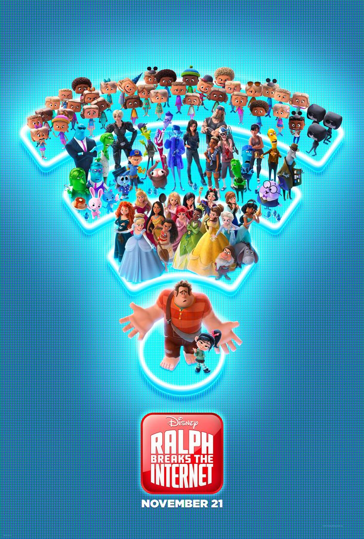 RALPH BREAKS THE In theaters November 21, 2018