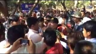 Khmer Politic - .          ចារិកថោកទាបរɛ