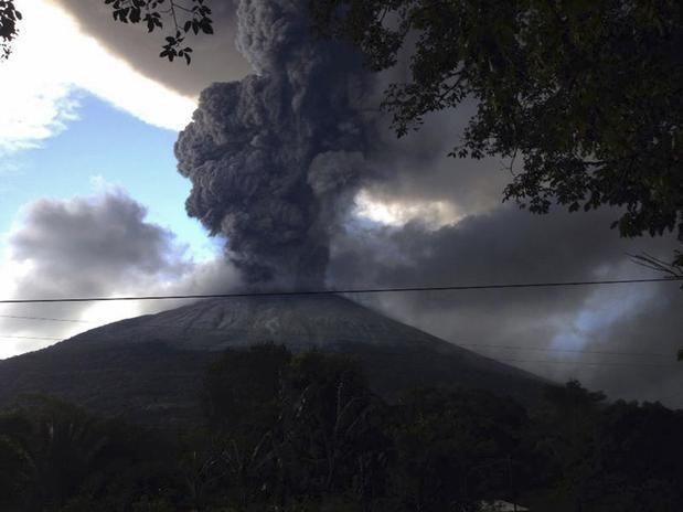 Disso Voce Sabia?: Erupção de vulcão em El Salvador deixa país em alerta - OBRA DO HAARP???
