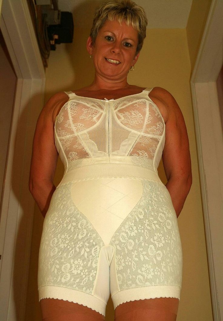 mature girdle girls