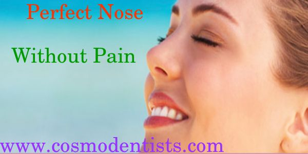 Is Your Short/unturned #Nose Causing You Stress???  We offer Best Solution For you....  Visit:goo.gl/xdp03K