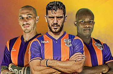 FC Pune City 2014/15 Dida Home and Away Kits