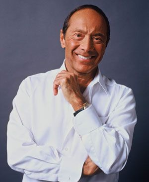 Paul Anka singer, composer and performer and a Vegas household name. Author of the song 'My Way'.  Born and raised in Ottawa, ON Canada.