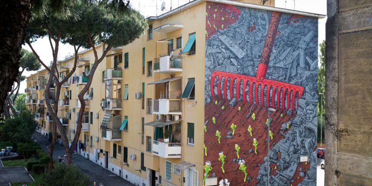 street ar Roma