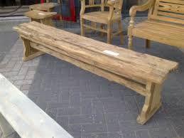 houten bankje eettafel - Google zoeken