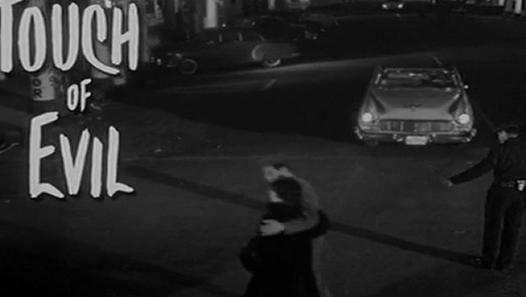 LA SOIF DU MAL. Réal: Orson Welles. 1958