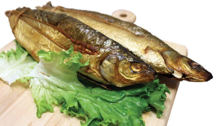 Whole Hot-Smoked Whitefish from #YummyMarket #WhiteFish