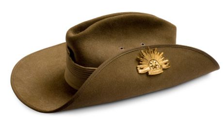 slouch hat - Google Search