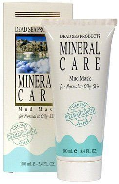 Mineral Care Mud Mask for Normal to Oily Skin by Mineral Care. $22.99. Dead Sea Products. For Normal to Oily Skin Size: 100ml / 3.4 fl.oz